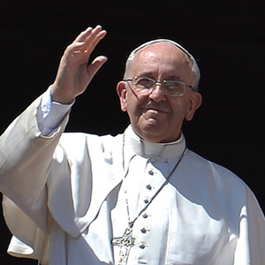 VATICAN-ITALY-POPE-EASTER-MASS-HOLY WEEK